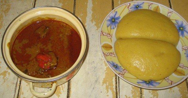 Foutou sauce graine cuisineivoirienne for Yankey cuisine africaine a volonte